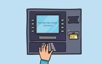 Südkorea Bitcoin Bankomat