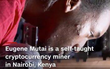 Bitcoin Mining Afrika