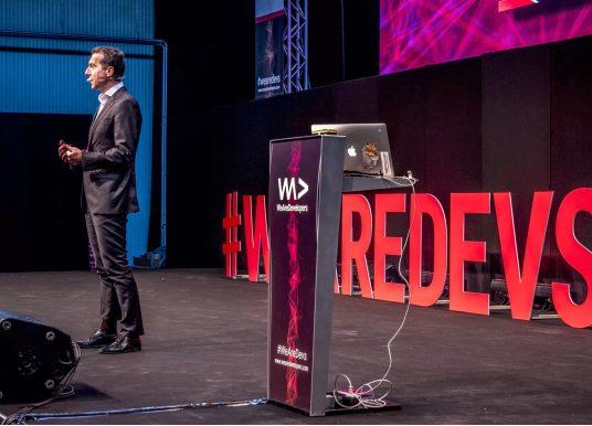 WeAreDevelopers World Congress: Mehr als 8.000 Entwickler und IT-Spezialisten werden in Wien erwartet